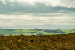 From-Braidfell-looking-over-the-loch-to-the-Agnew-Monument-irish-sea-then-ireland-on-the-horizon